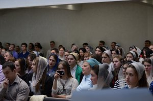 (The conference in Minsk)